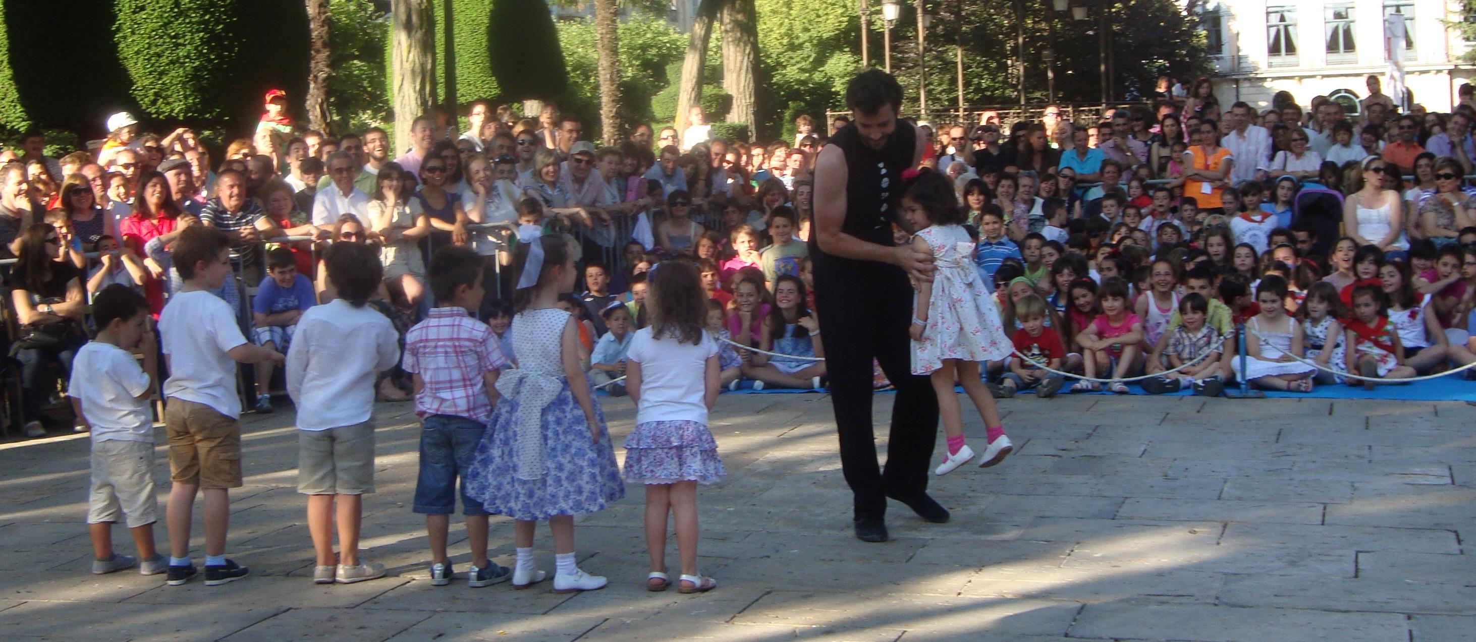Fiestas de Burgos 2012