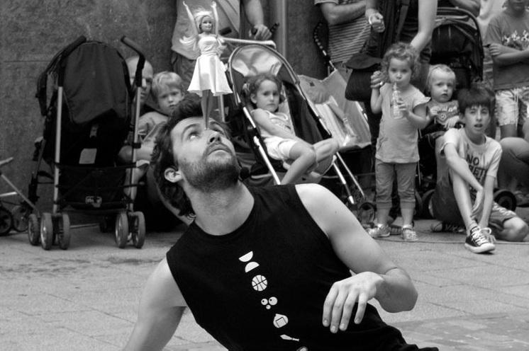 Fira Circ 2012, La Bisbal d`Emporda (Girona)