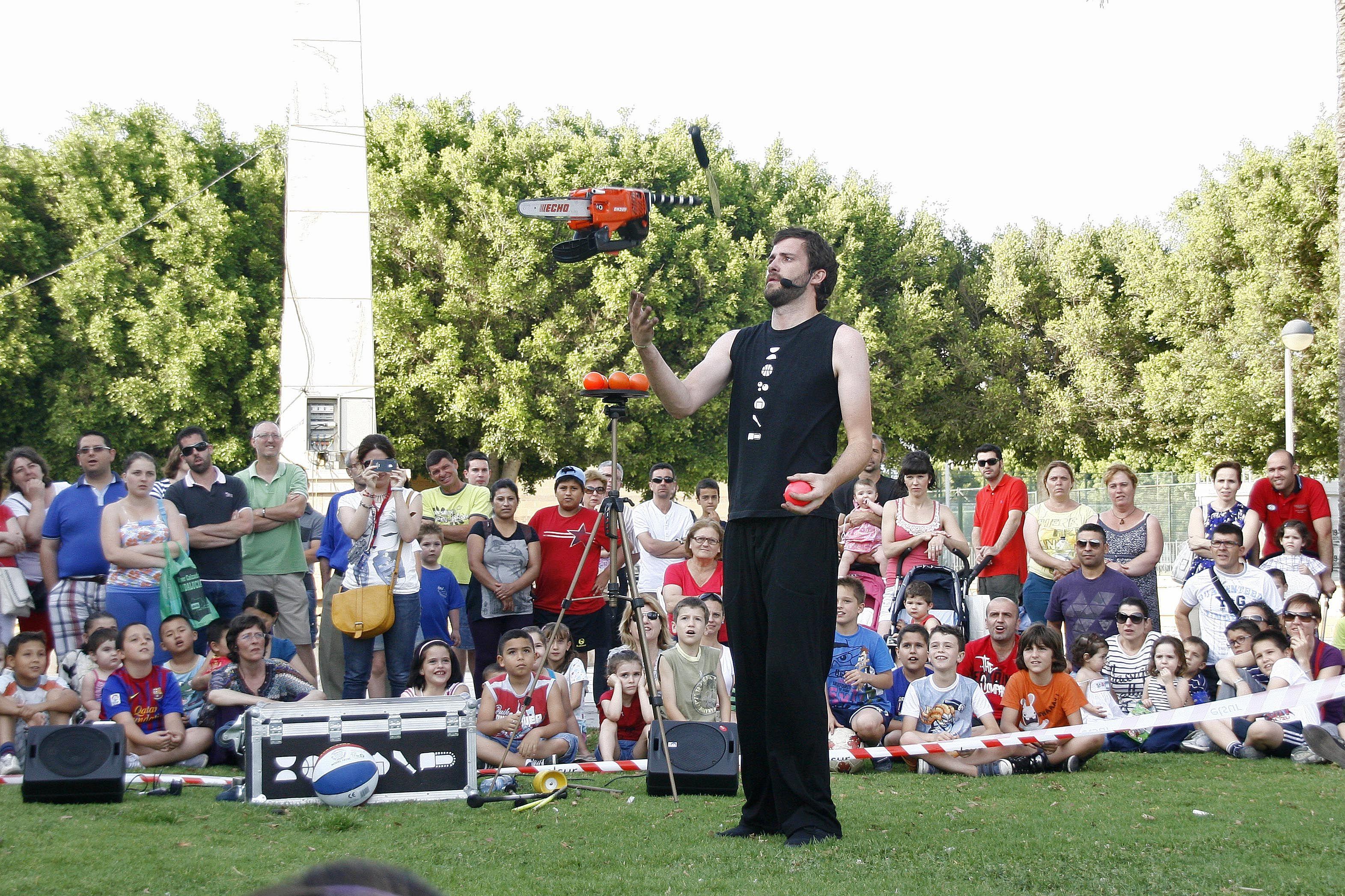 35 Festival de Teatro de El Ejido 2012 (Almeria)