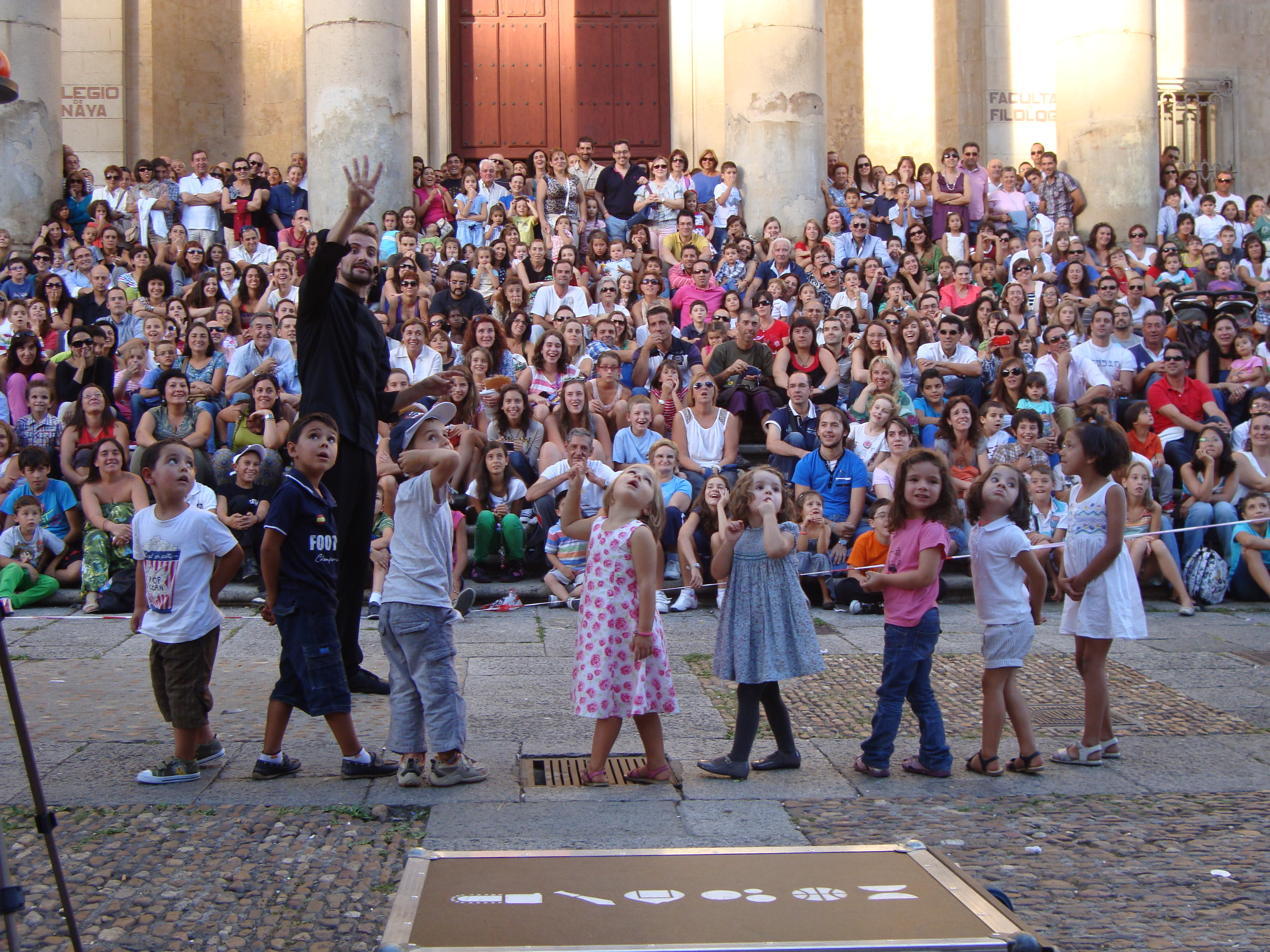 VII Festival Internacional de Artes de Calle de Salamanca 2013